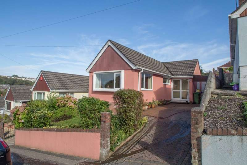 2 Bedrooms Detached Bungalow for sale in Higher Compton, Plymouth