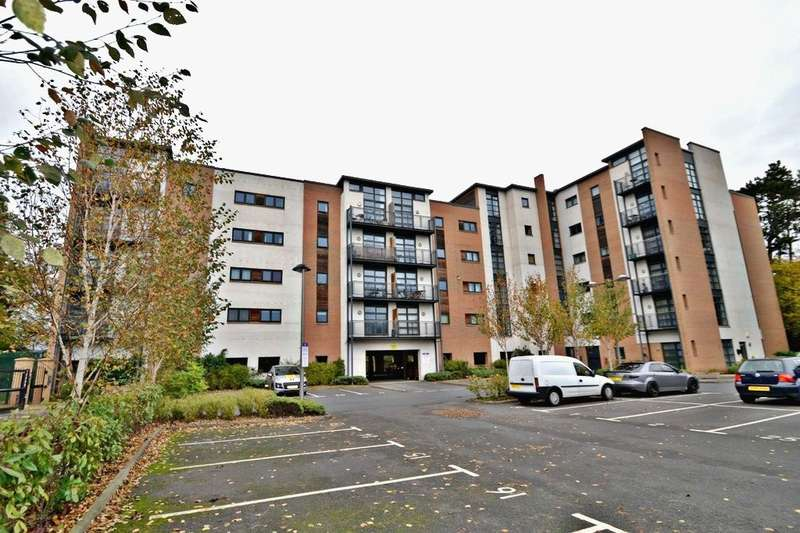 2 Bedrooms Flat for sale in Altrincham Road, Sharston