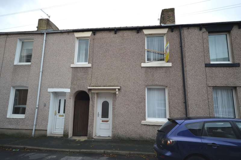 3 Bedrooms Property for sale in Jackson Street, Seaton, Workington, CA14