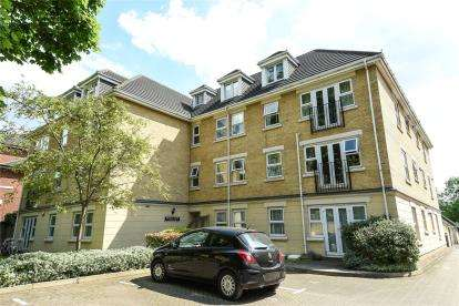2 Bedrooms Flat for sale in Boleyn Court, 64 The Avenue, Beckenham