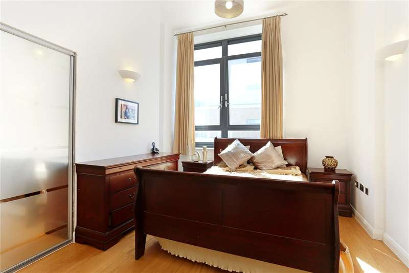 2 Bedrooms Flat for sale in Anthony Court, Larden Road, London, W3