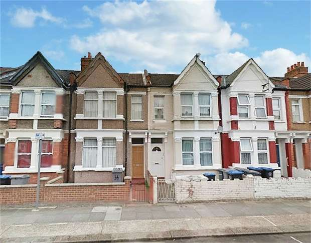 2 Bedrooms Flat for sale in Oldfield Road, London