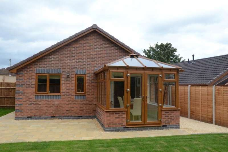 3 Bedrooms Detached Bungalow for sale in The Bungalow Bargery Road, Wolverhampton, WV11