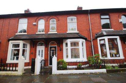 3 Bedrooms Terraced House for sale in Nares Road, Blackburn, Lancashire, BB2