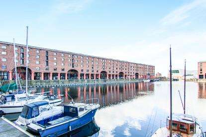 1 Bedroom Flat for sale in The Colonnades, Albert Dock, Liverpool, Merseyside, L3
