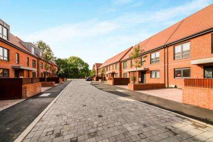 2 Bedrooms Terraced House for sale in The Amelia At Barnes Village, Cheadle