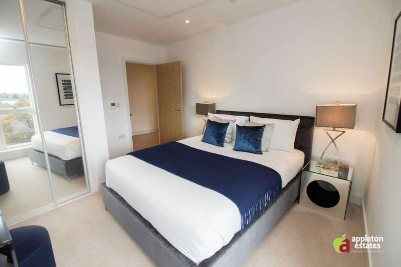 3 Bedrooms Apartment Flat for sale in Morello, East Croydon