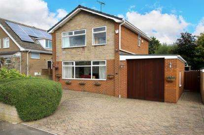 3 Bedrooms Detached House for sale in Spinneyfield, Rotherham, South Yorkshire