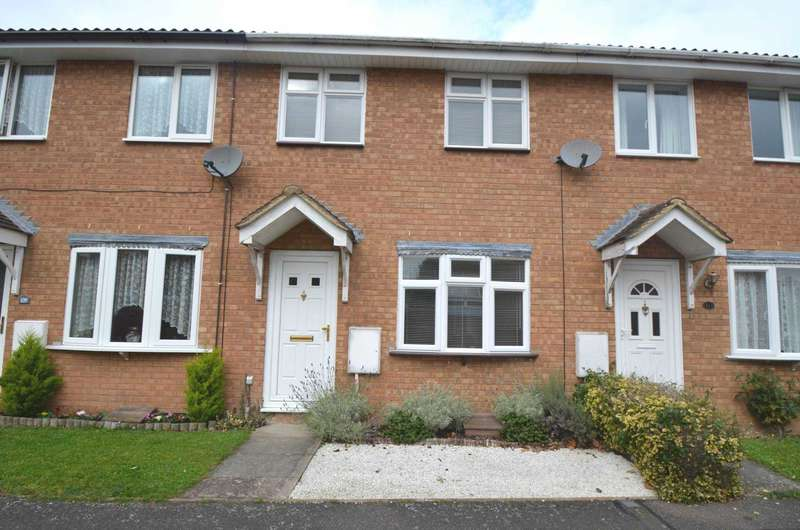 2 Bedrooms Terraced House for sale in Marley Field, Leighton Buzzard