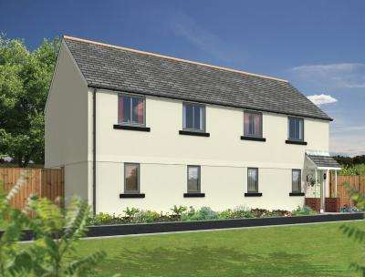 2 Bedrooms Flat for sale in North Tawton, Devon