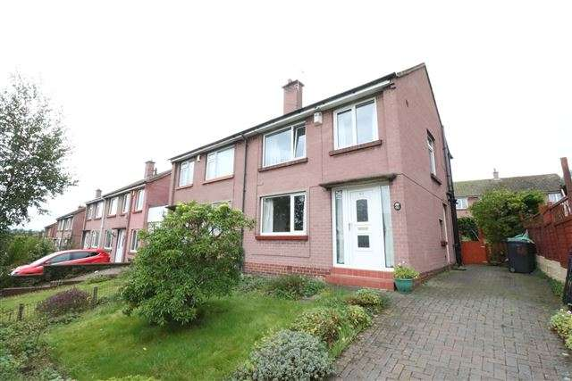 3 Bedrooms Semi Detached House for sale in Cumwhinton Road, Carlisle, Cumbria, CA1 3JB