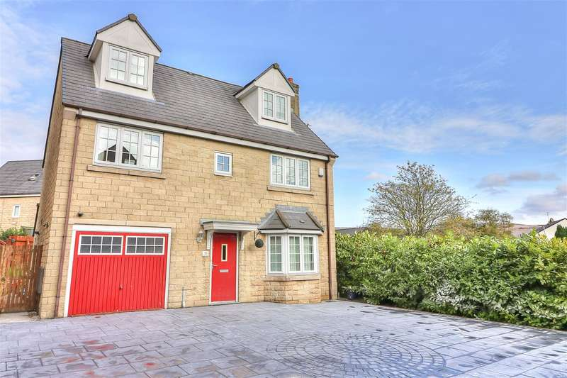 5 Bedrooms Detached House for sale in Spring Thyme Fold, Littleborough, OL15 8DJ