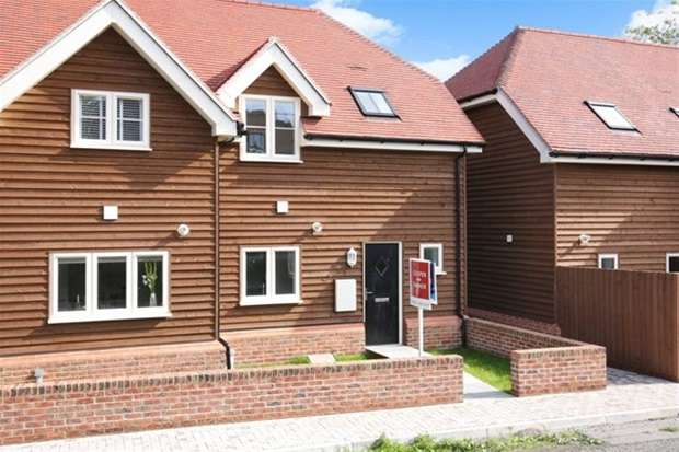 2 Bedrooms Terraced House for sale in Mill Island, Warminster