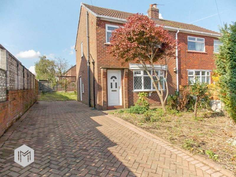 3 Bedrooms Semi Detached House for sale in Nightingale Road, Blackrod, Bolton, BL6
