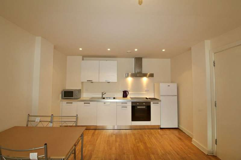 2 Bedrooms Flat for rent in Scotland Street, Sheffield, S3