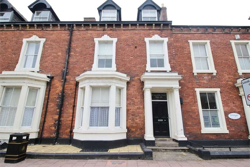 1 Bedroom Flat for sale in CA1 1BJ Flat, Lonsdale Street, Carlisle, Cumbria