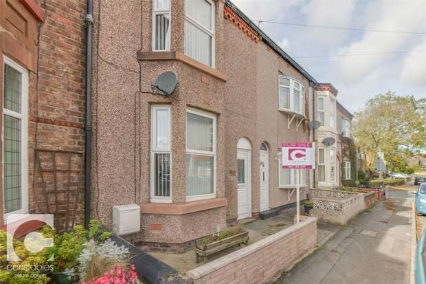 2 Bedrooms Terraced House for sale in Gladstone Road, Neston, Cheshire