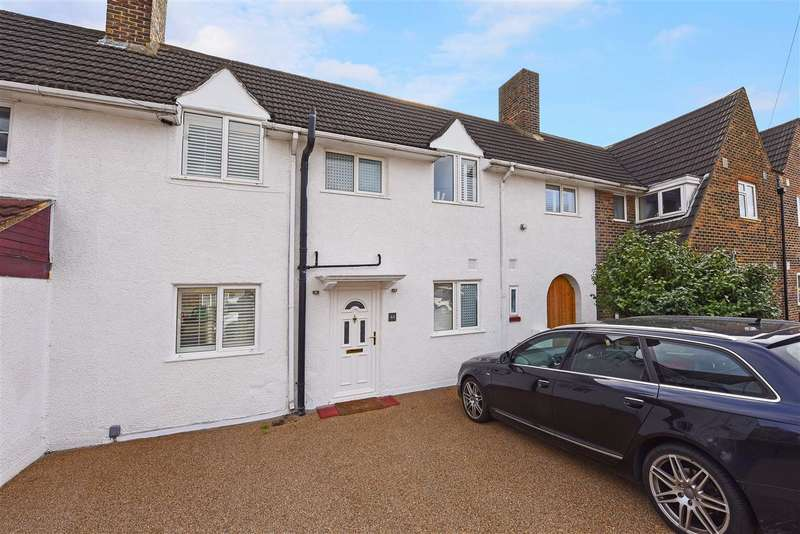 4 Bedrooms Terraced House for sale in Haynt Walk, London