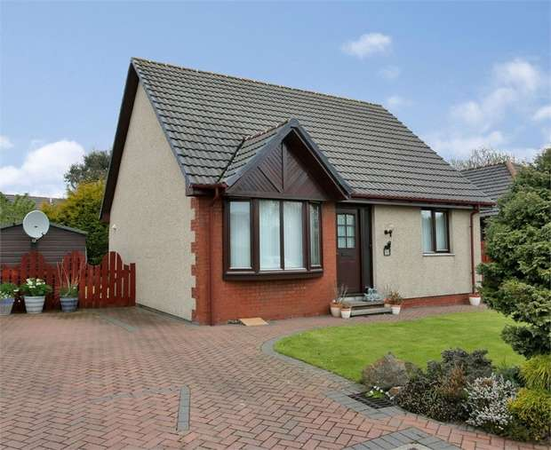 3 Bedrooms Detached Bungalow for sale in Boswell Wynd, Portlethen, Aberdeen