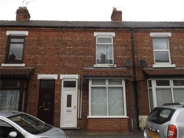 2 Bedrooms Terraced House for sale in Craig Street, Darlington, Durham