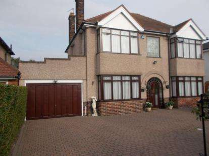 4 Bedrooms Detached House for sale in Church Road, Hale, Liverpool, L24