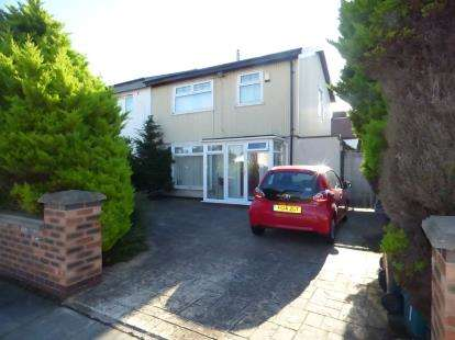 3 Bedrooms Semi Detached House for sale in Anderson Road, Litherland, Liverpool, Merseyside, L21