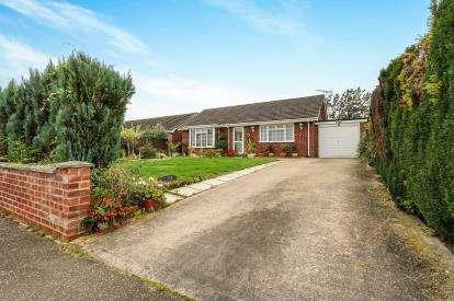 2 Bedrooms Bungalow for sale in Little Fransham, Dereham, Norfolk