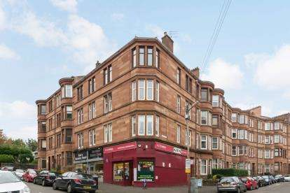 2 Bedrooms Flat for sale in Hector Road, Shawlands