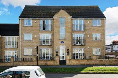 2 Bedrooms Flat for sale in Kinsey Road, High Green, Sheffield, South Yorkshire