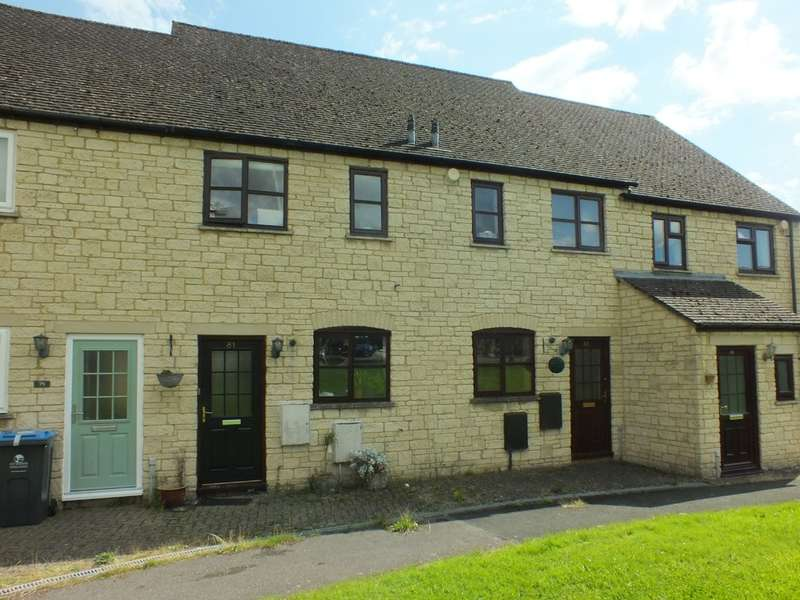 2 Bedrooms Terraced House for sale in Witney