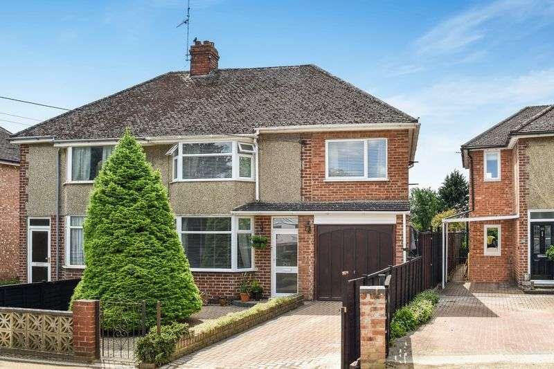 3 Bedrooms Property for sale in Whitecross, Abingdon