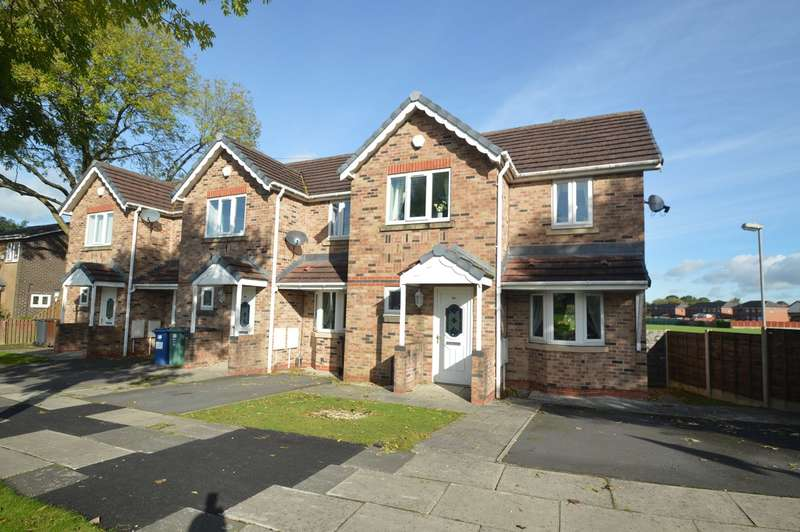 3 Bedrooms Semi Detached House for sale in Albert Road, Whitefield, Manchester, M45