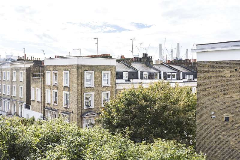 2 Bedrooms Flat for sale in Sussex Street, London, SW1V