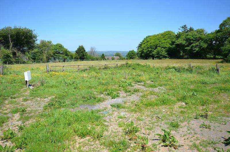 Land Commercial for sale in Plot adj Ora Newydd , Bwlchygroes, Llanfyrnach, Pembrokeshire. SA35 0DP