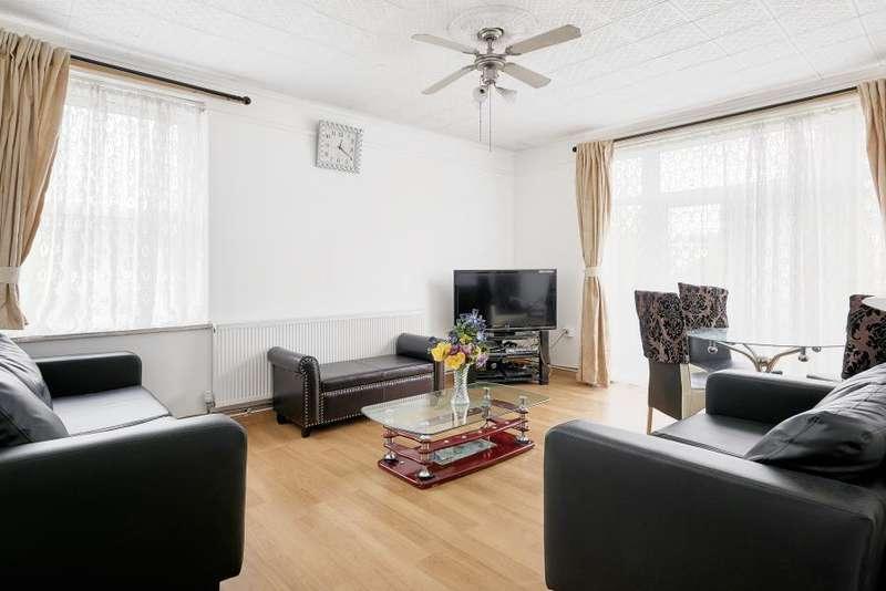 3 Bedrooms Flat for sale in Karslake House, Gibraltar Walk, London, E2