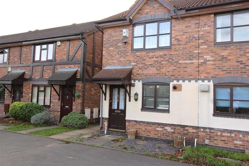 2 Bedrooms End Of Terrace House for sale in Hamar Way, Birmingham