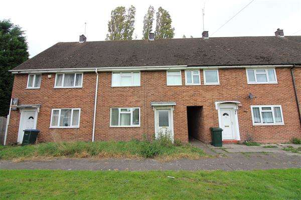 3 Bedrooms Terraced House for sale in Gerard Ave, Canley, Coventry