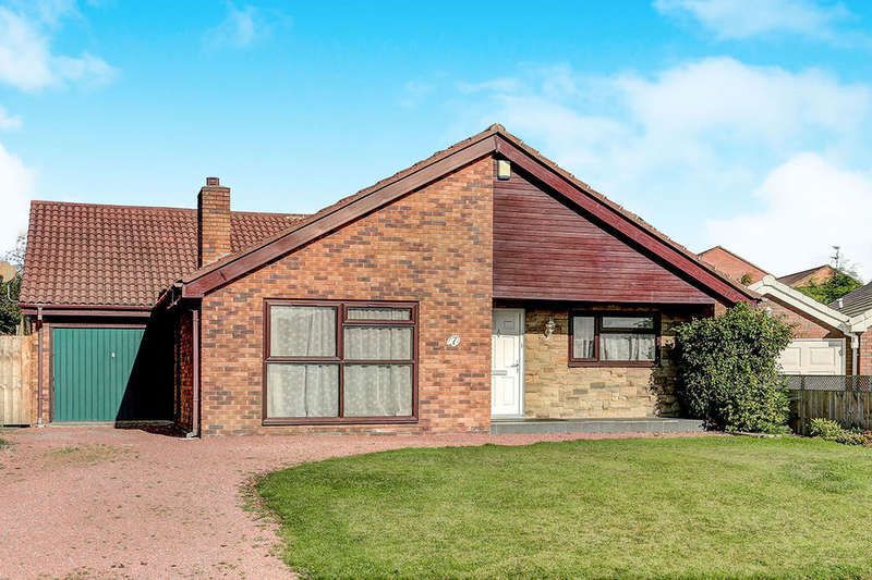 3 Bedrooms Detached Bungalow for sale in Hatfield Drive, Seghill, Cramlington, NE23