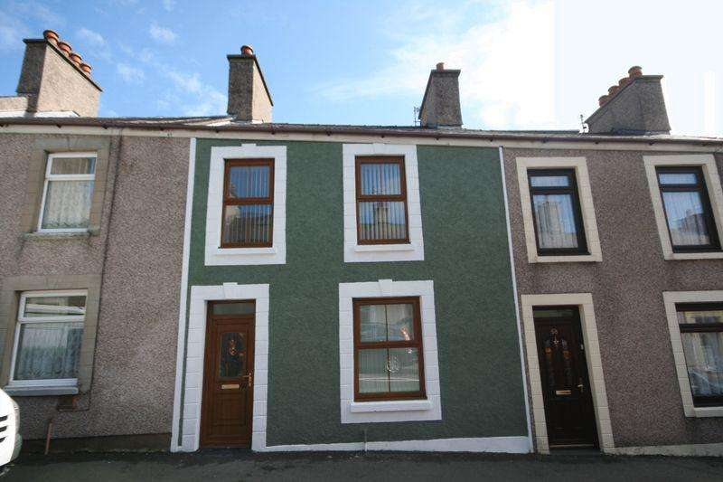 3 Bedrooms Terraced House for sale in Newry Street, Holyhead, Anglesey