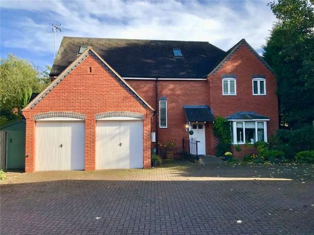 7 Bedrooms Detached House for sale in 2 Priors Place, Lapley, Nr Wheaton Aston, Stafford