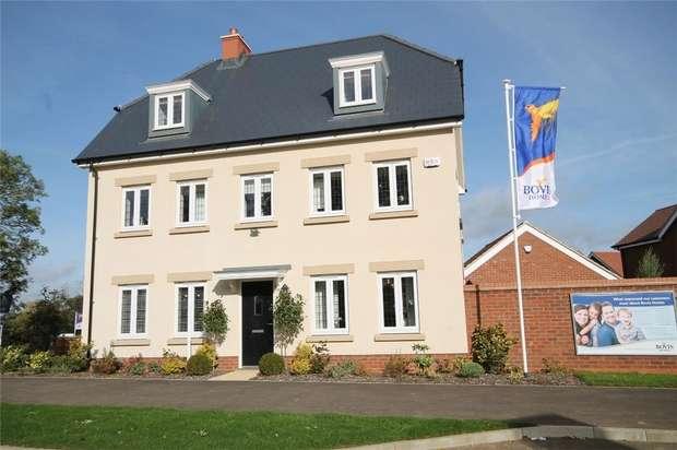 5 Bedrooms Detached House for sale in The Warwick, St Marys, King Field, Biddenham