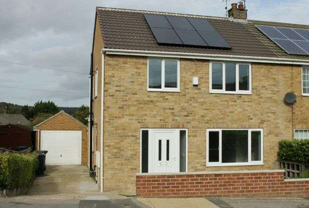 3 Bedrooms Semi Detached House for sale in Rectory Lane, Guisborough