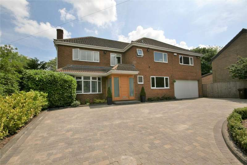 5 Bedrooms Detached House for sale in Augusta Close, Grimsby, DN34
