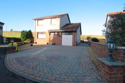 3 Bedrooms Detached House for sale in Ramsay Gardens, Leslie