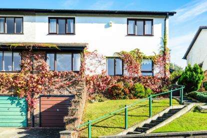 3 Bedrooms Semi Detached House for sale in Drws Y Nant, Glan Conwy, Conwy, LL28