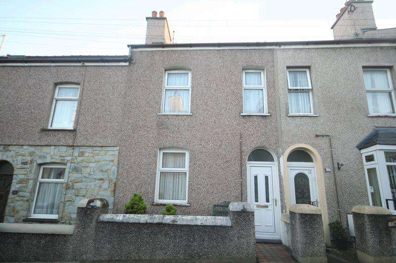 3 Bedrooms Terraced House for sale in Holyhead, Anglesey