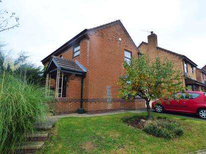 4 Bedrooms Detached House for sale in Thistle Way, Rugby, Warwickshire