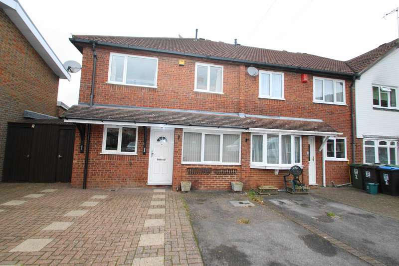 4 Bedrooms End Of Terrace House for sale in 4 BEDROOM FAMILY HOME WITH OFF ROAD PARKING