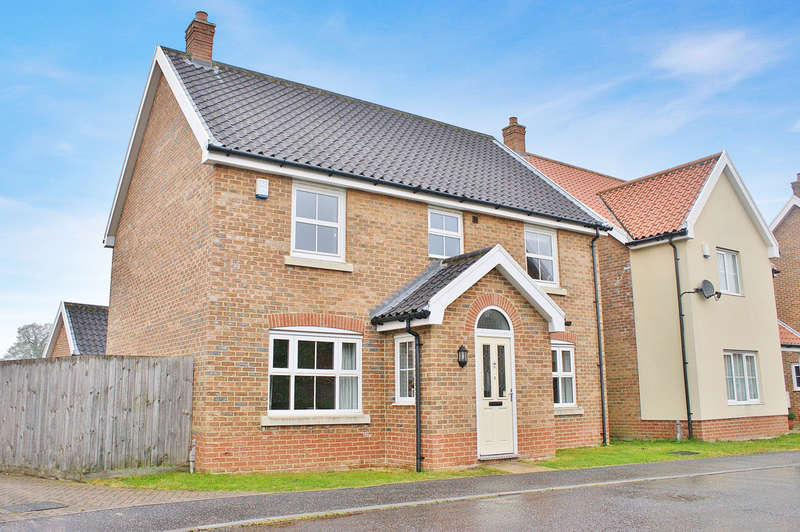 4 Bedrooms Detached House for sale in Mckee Drive, Tacolneston