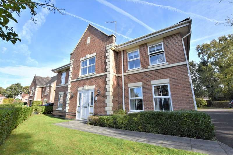 1 Bedroom Flat for sale in Washington Close, Cheadle Hulme